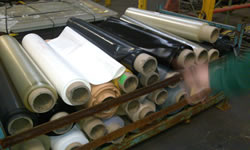 PVC floor covering  production scrap