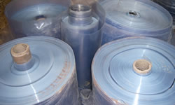 Thermoforming roll  stock off-spec / gauge variation / winding / redundant stock